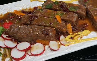 法式紅酒牛肉凍